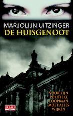 De huisgenoot - Marjolijn Uitzinger (ISBN 9789044533699)