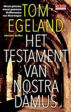 Het testament van Nostradamus - Tom Egeland (ISBN 9789044530995)