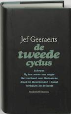 Gangreen : de tweede cyclus - Jef Geeraerts
