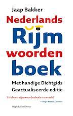 Nederlands rijmwoordenboek - Jaap Bakker (ISBN 9789038896182)