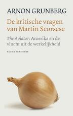 De kritische vragen van Martin Scorsese - Arnon Grunberg