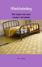 (V)echtscheiding - R.M. van Schaik (ISBN 9789402112900)