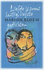 Liefde is soms lastig, liefste - Marion Bloem (ISBN 9789029580465)