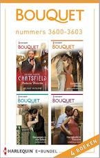 Bouquet e-bundel nummers 3600-3603