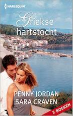 Griekse hartstocht - Penny Jordan (ISBN 9789402504927)
