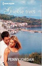 Griekse trots - Penny Jordan (ISBN 9789402504934)