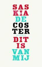 Dit is van mij - Saskia De Coster