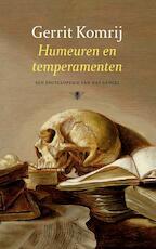 Humeuren en temperamenten - G. Komrij