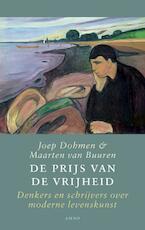 De prijs van de vrijheid - Joep Dohmen (ISBN 9789026324314)