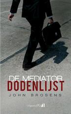De mediator dodenlijst - John Brosens