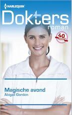 Magische avond - Abigail Gordon (ISBN 9789402512762)