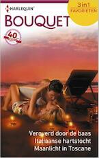 Veroverd door de baas; Italiaanse hartstocht; Maanlicht in Toscane - Cathy Williams (ISBN 9789402513455)
