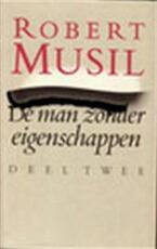 De man zonder eigenschappen - Robert Musil (ISBN 9789029039260)