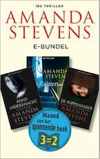 Amanda Stevens e-bundel - Amanda Stevens (ISBN 9789402513776)