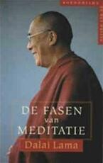 De fasen van meditatie - Dalai Lama, Lies van Velsen, Kamalashīla (ISBN 9789038912172)