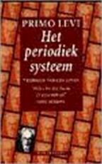Het periodiek systeem - Primo Levi (ISBN 9789029052542)