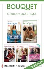 Bouquet e-bundel nummers 3650-3654 - Lynn Raye Harris (ISBN 9789402514209)