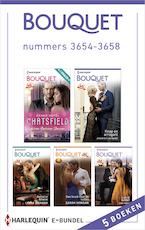 Bouquet e-bundel nummers 3654-3658 - Abby Green (ISBN 9789402514216)