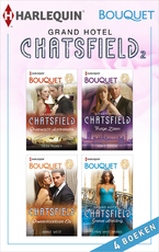 Grand Hotel Chatsfield 2 - Trish Morey (ISBN 9789402514223)