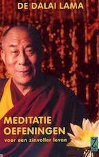 Meditatie oefeningen - Dalai Lama (ISBN 9789041760036)