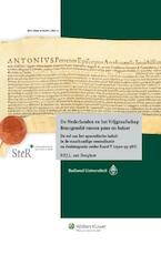 De Nederlanden en het vrijgraafschap Bourgondië tussen paus en keizer - P.P.J.L. Peteghem (ISBN 9789013131611)