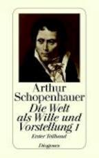 Die Welt als Wille und Vorstellung I/1 - Arthur Schopenhauer (ISBN 9783257204216)
