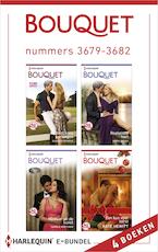 Bouquet e-bundel nummers 3679-3682 - Susan Stephens (ISBN 9789402515442)