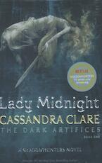 Lady Midnight - Cassandra Clare (ISBN 9781471116629)