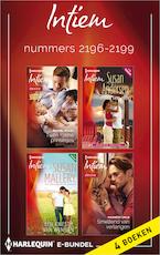 Intiem e-bundel nummers 2196-2199 - Rachel Bailey (ISBN 9789402516586)