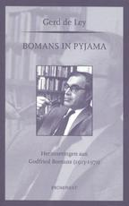 Bomans in pyjama - Gerd De Ley (ISBN 9789079272648)