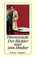 Der Richter und sein Henker - Friedrich Dürrenmatt (ISBN 9783257225358)