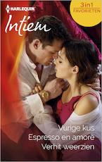 Vurige kus; Espresso en amore; Verhit weerzien (3-in-1) - Marie Ferrarella (ISBN 9789402517477)