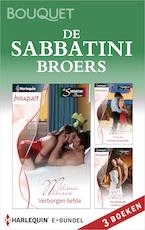 De Sabbatini broers (3-in-1) - Melanie Milburne (ISBN 9789402523812)