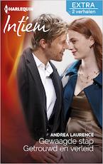 Gewaagde stap ; Getrouwd en verleid - Andrea Laurence (ISBN 9789402521924)