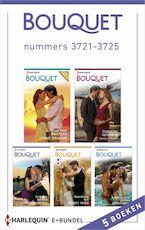 Bouquet e-bundel nummers 3721-3725 - Lynne Graham (ISBN 9789402523720)