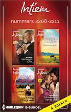 Intiem e-bundel nummers 2208-2211 - Dani Wade (ISBN 9789402523621)