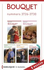 Bouquet e-bundel nummers 3726-3730 - Lynne Graham (ISBN 9789402523904)