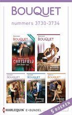 Bouquet e-bundel nummers 3730-3734 (5-in-1) - Melanie Milburne (ISBN 9789402523911)