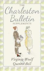 The Charleston Bulletin Supplements - Virginia Woolf (ISBN 9780712358910)
