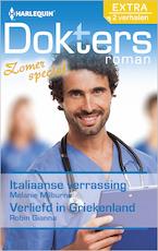 Italiaanse verrassing ; Verliefd in Griekenland (2-in-1) - Melanie Milburne (ISBN 9789402518733)