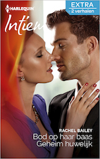 Bod op haar baas ; Geheim huwelijk (2-in-1) - Rachel Bailey (ISBN 9789402521238)