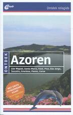 Ontdek azoren - Susanne Lipps (ISBN 9789018040161)