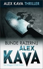 Blinde razernij - Alex Kava (ISBN 9789462532281)