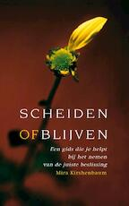 Scheiden of blijven - Mira Kirshenbaum (ISBN 9789044972627)