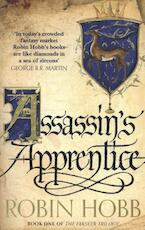 Assassin's Apprentice (the Farseer Trilogy, Book 1) - Robin Hobb (ISBN 9780007562251)
