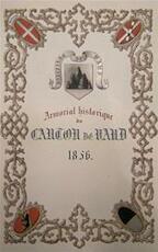 Armorial Historique de Canton de Vaud