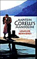 Kapitein Corelli's mandoline - Louis de Bernieres (ISBN 9789029504188)
