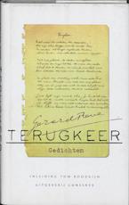 Terugkeer - Gerard Reve (ISBN 9789054291305)