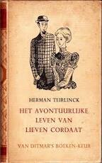 Het avontuurlijke leven van Lieven Cordaat - Herman Teirlinck