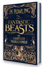 Fantastic beasts and where to find them - J.K. Rowling (ISBN 9789463360210)